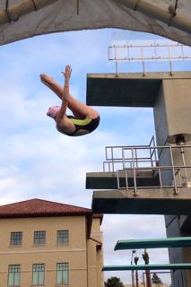 Immaculate Heart's Globe-Trotting Diver:  Senior Olivia Rosendahl to Sign with NorthwesternUniversity