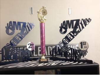 Don Bosco Cheer Team awards