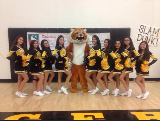 Don Bosco Cheerleaders