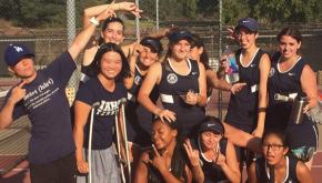 IH Varsity Tennis Defeats Flintridge Sacred Heart Academy13-5