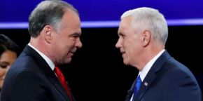 Kaine vs. Pence: The VPDebate
