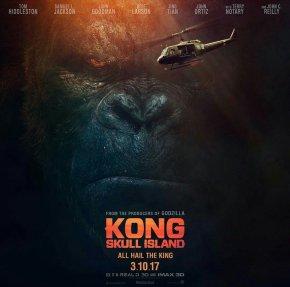 "Typical Popcorn Flick: ""Kong: SkullIsland"""