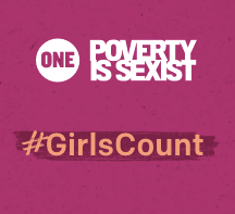 #GirlsCount Campaign Raises Awareness