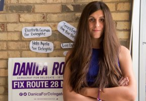 Danica Roem Breaks the Glass Ceiling