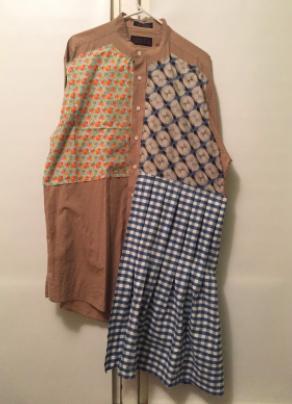 Dress, Rita Ross